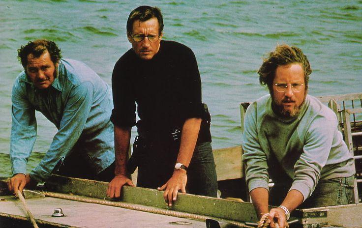 """2. """"Der weiße Hai"""" – """"Jaws"""" (1975)"""