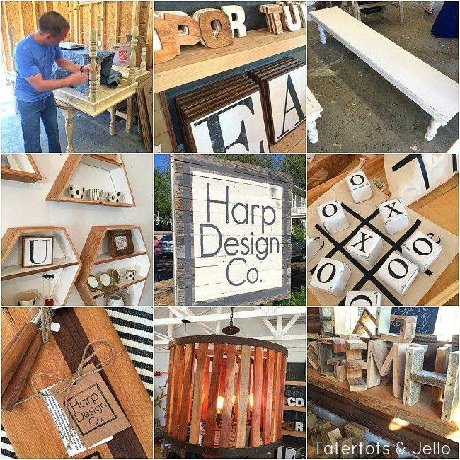 Harp Design Co In Waco Texas