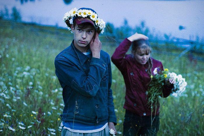 SÉRIE KENOZERO DREAMS. DMITRY AND HIS SISTER, 2010 © OKSANA YUSHKO | L'Insensé Photo Russie