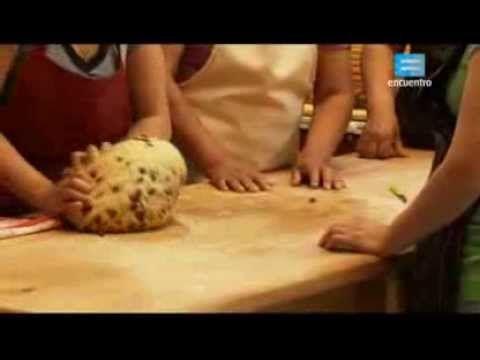 Curso de Panadería Artesanal - Clase 4 - Pan dulce o Pan de Navidad