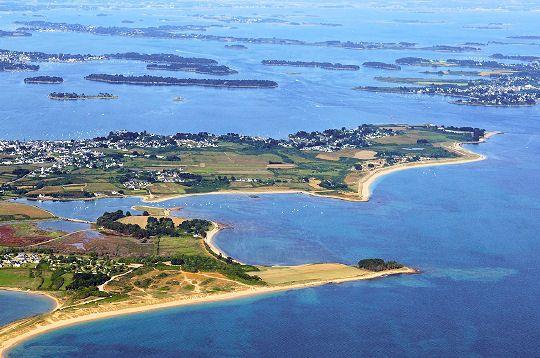 Presqu'ile de Locmariaquer   Morbihan  Brittany