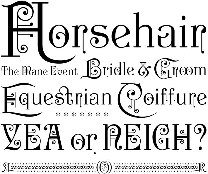 victorian fonts 19th century | Overview Credits Subscriptions
