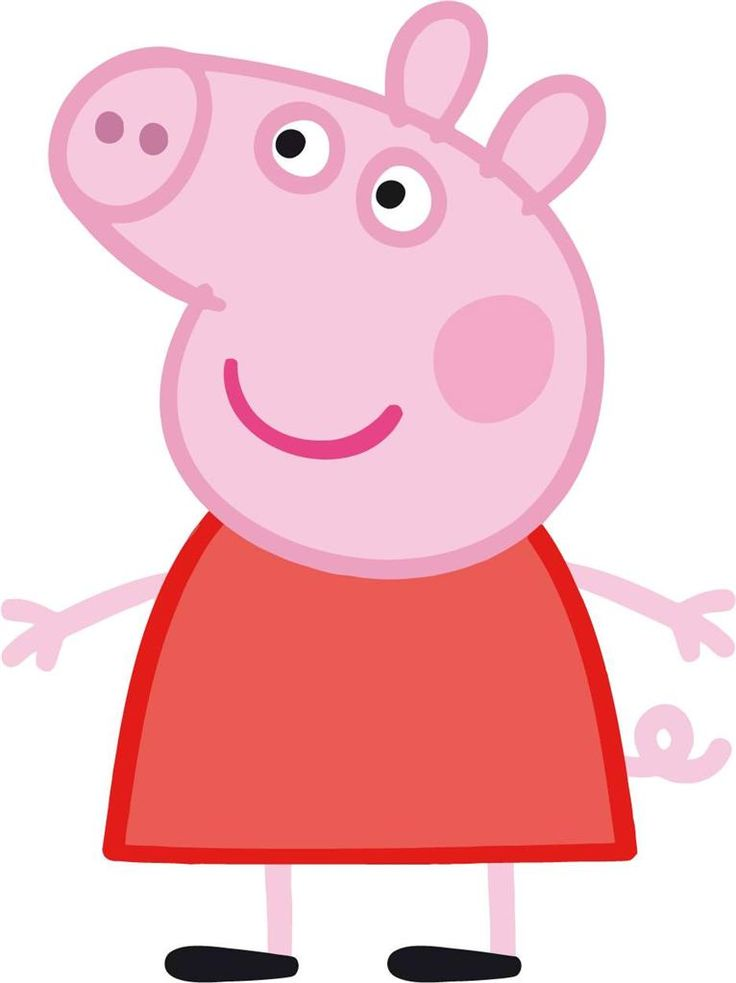 peppa pig high resolution image - Google Search