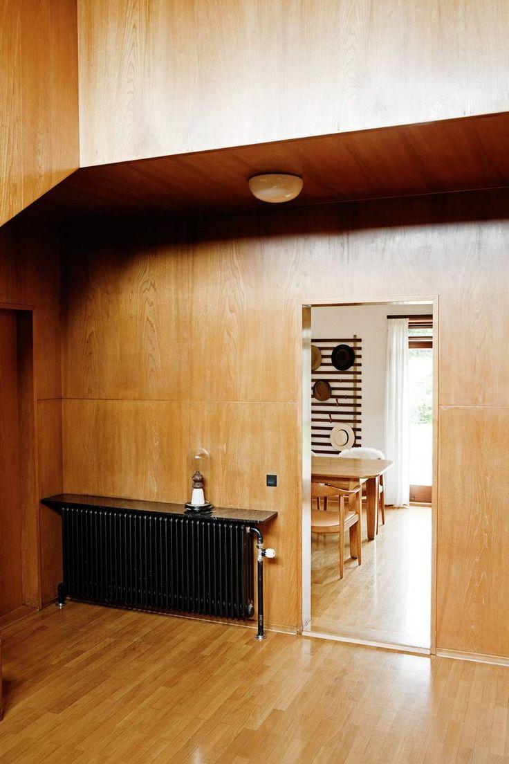 Copenhagen house (1936) by Danish architect Kay Fisker