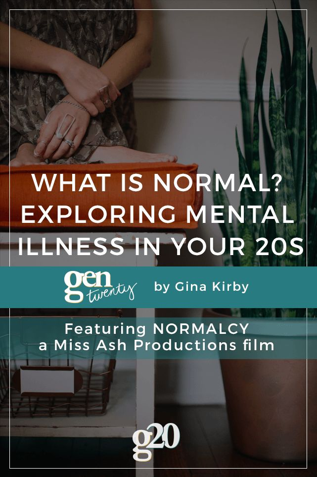 Together, we can erase the stigma of mental illness. Normalcy, a film by Miss Ash Productions, goes inside the mind of depressed twenty-something as she goes to therapy for the first time. Share this film to show your support for those suffering from mental illness. You are not alone.