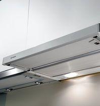 Hotte de cuisine à visière / avec éclairage intégré