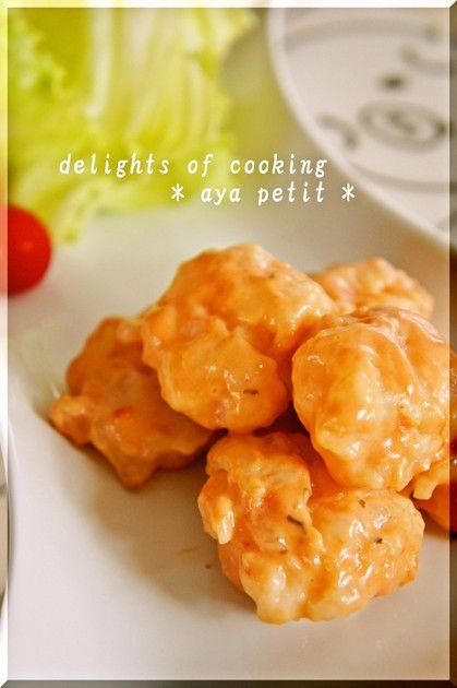 ☆はんぺんでかさ増しエビマヨ☆ by あやプチ [クックパッド] 簡単おいしいみんなのレシピが223万品