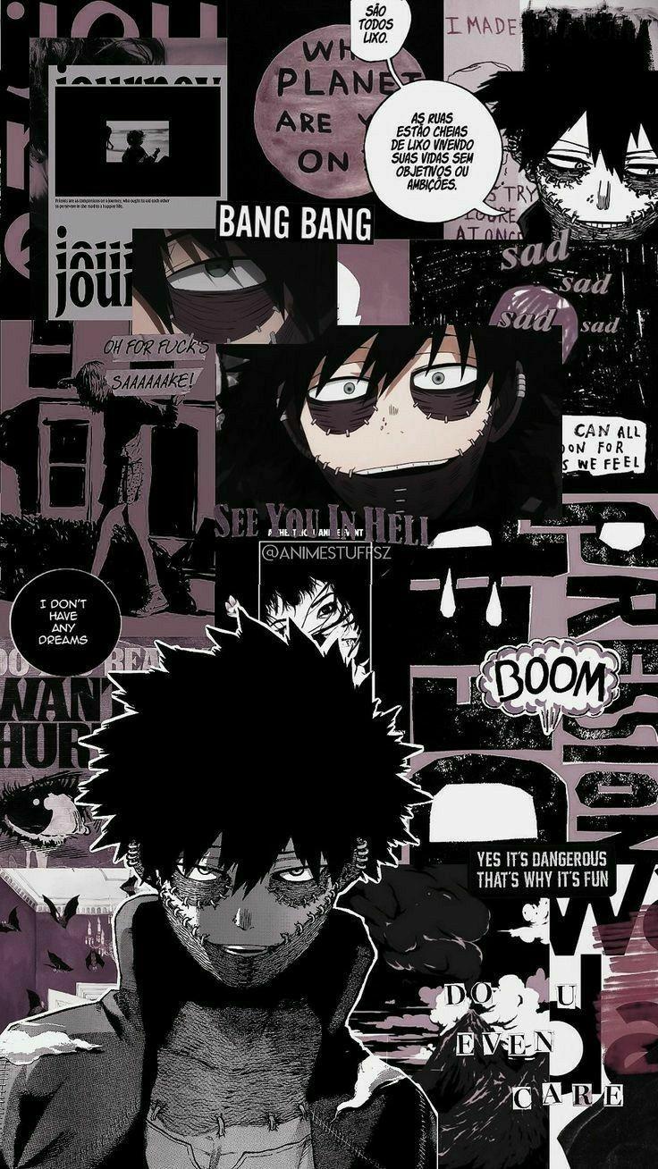 Dabi Cute Anime Wallpaper Anime Wallpaper Iphone Hero Wallpaper
