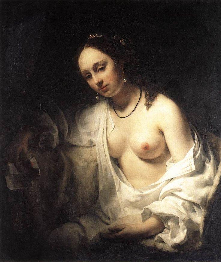 Willem Drost  Bathsheba,1654                                                                                                                                                                                 Más