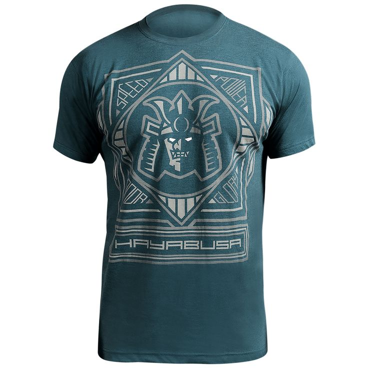 Hayabusa Warrior Shirt pays tribute to the warrior code. The brotherhood of battle is bound by a code of honor, loyalty and bravery that are unmatched on the battlefield. New fit and cut Top-quality construction 90% Cotton, 10% Polyester