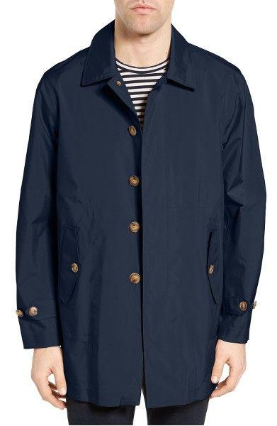 Main Image - Baracuta G10 Baratex Waterproof Rain Jacket
