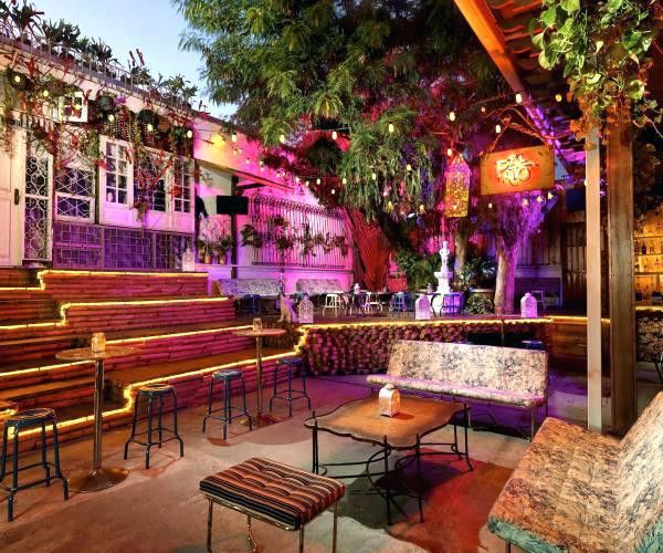 El Patio Fremont Wooden Pool Plunge Pool Patio Best Mexican