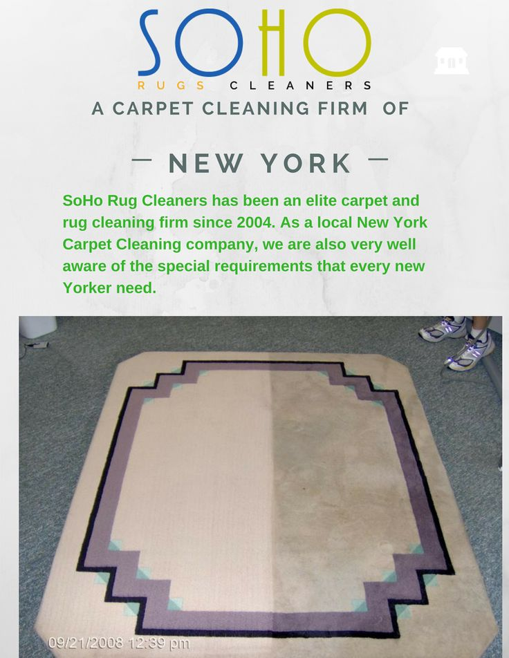 """SoHo Rug Cleaners work beyond your expectations. We are the professional, experienced and certified company of New York that boost the """"Go Green"""" campaign. At SoHo, you will get impeccable rug cleaning services with 100% dedication and customer satisfaction."""
