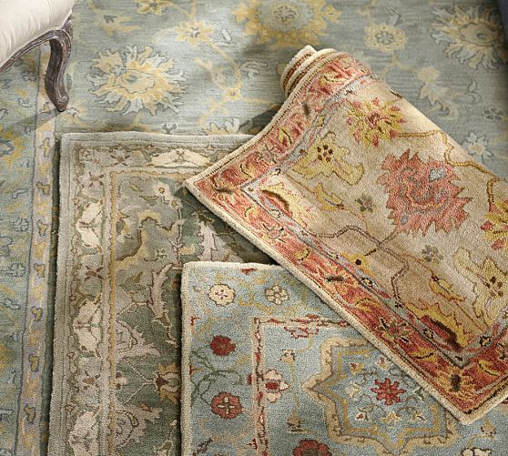 Best 25 persian style rugs ideas on pinterest rugs for Pottery barn carpet runners