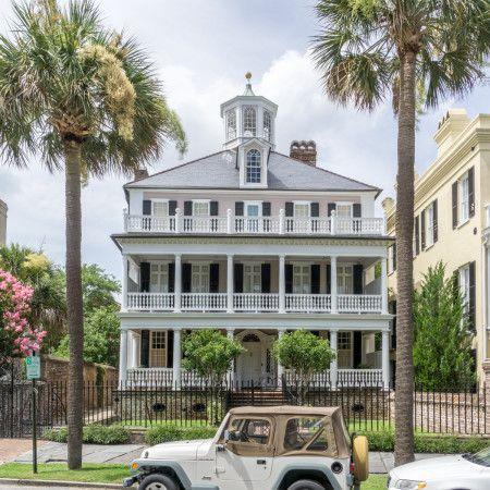 Charleston Caroline du Sud le centre historique-1