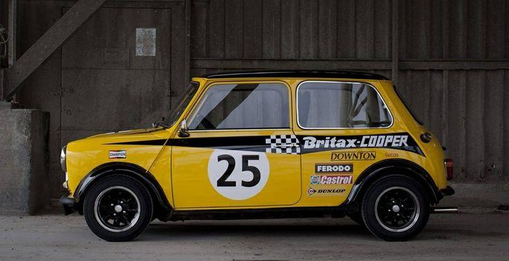 Britax Mini Race Car Mini Racing Pinterest Cars Classic