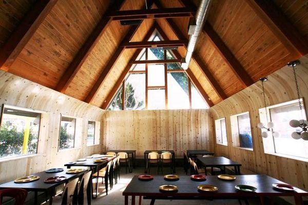 A Frame Restaurant Culver City
