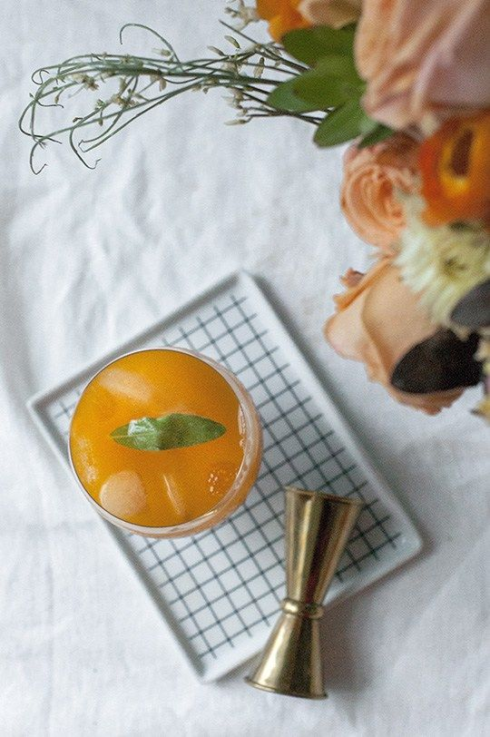 This punch recipe stands out in the crowd, because it contains persimmon. They can be made sweet or savory, perfectly meld with fall spices, and give cocktails a lovely mouthfeel. Make this Pumpkin Punch Cocktail Recipe for your next holiday gathering! Sugar & Cloth - Houston Blogger