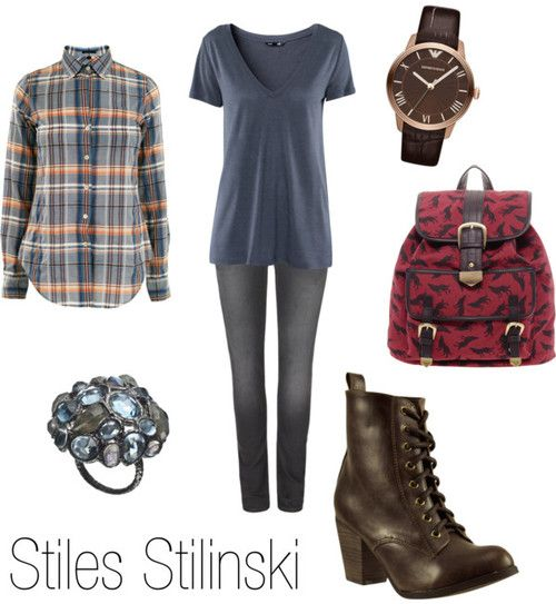 Stiles Stilinski--Look at this!!