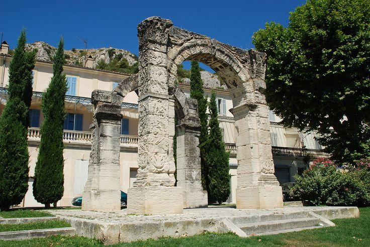 Arc romain de Cavaillon (France)