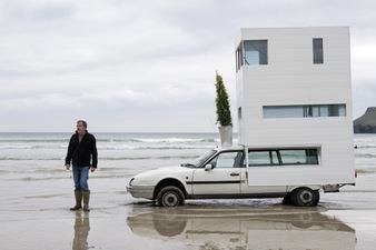 Top Gear challenge...the camper. My favorite one of all!