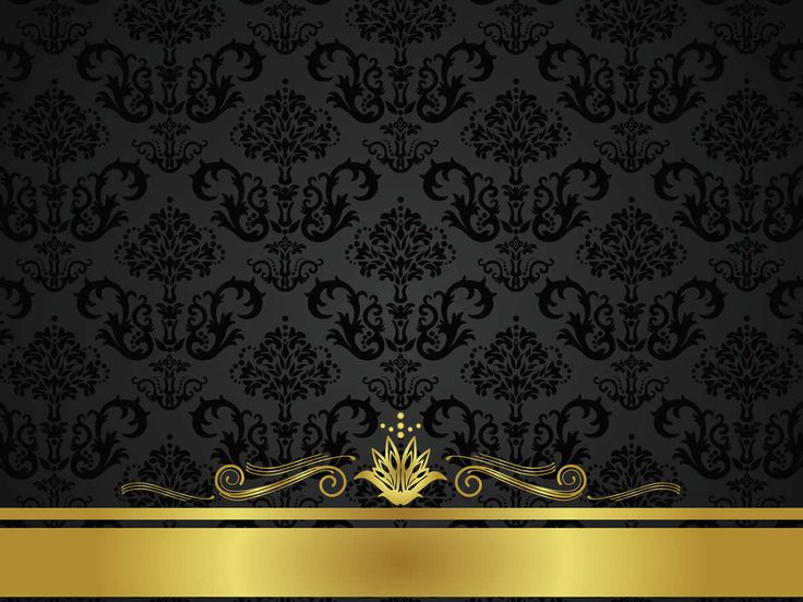 gold and black background design hd