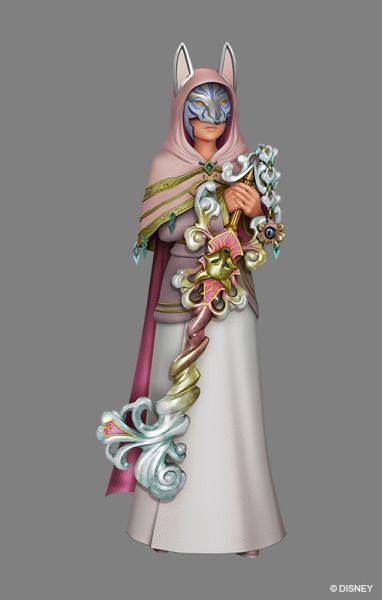 Kingdom Hearts HD 2.8 X Back Cover
