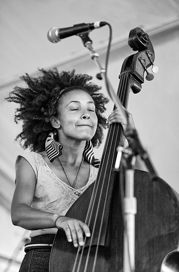 Esperanza Spalding: Esperanza Spalding (born October 18, 1984) is an American jazz bassist, cellist and singer, who draws upon many genres in her own compositions. She has won four Grammy Awards, including the Grammy Award for Best New Artist at the 53rd Grammy Awards, making her the first jazz artist to win the award.