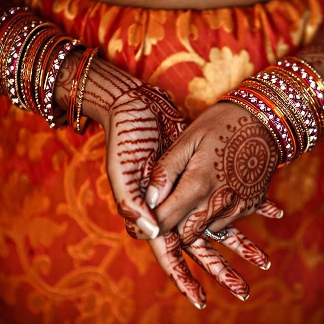 #Wedding henna.