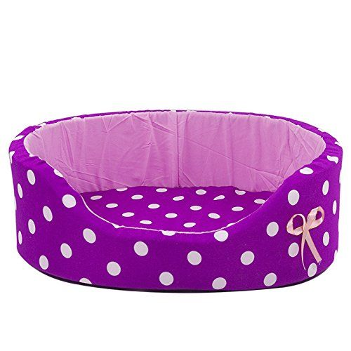round cloth pet mat anti-Slip base durable cat and dog mats , purple ** Click on the image for additional details. #CatScratchersandFurniture