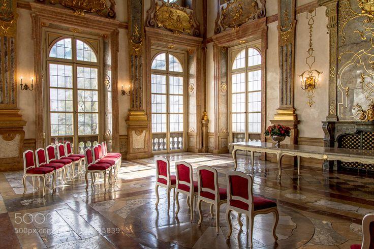 Trausaal Schloss Mirabell