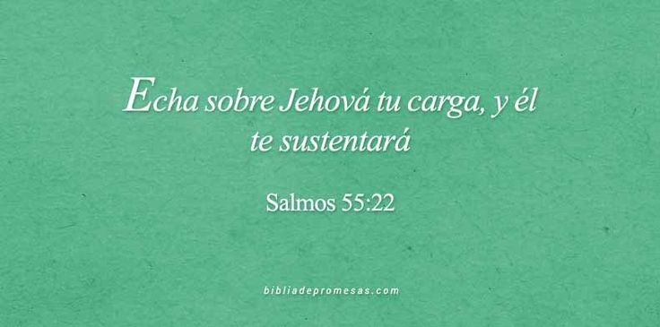 Salmos 55:22