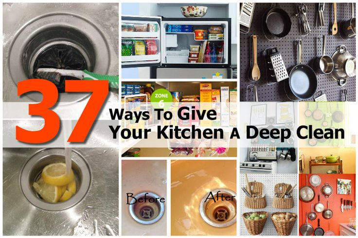 9 best for household cleaning and gadgets images on for Deep clean kitchen