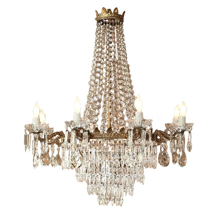 Antique Crystal Chandeliers With Additional Interior Designing Home Ideas  with Antique Crystal Chandeliers Home Decoration Ideas - 40 Best Antique Crystal Chandeliers Images On Pinterest Crystal