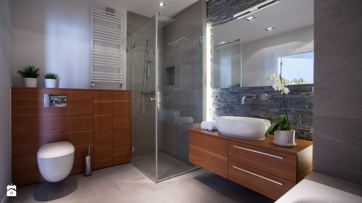 Prysznic bez brodzika: wady i zalety - Homebook.pl/ taki prysznic bez brodzika super!