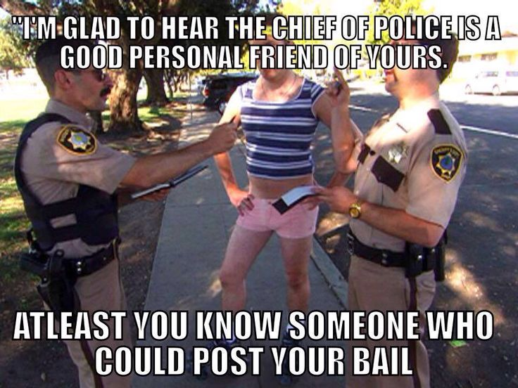 Funny Police Officer Meme : This female police officer inappropriately decided to expose it