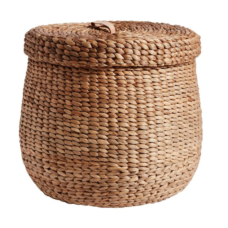 Lid for Basket Round High Nature