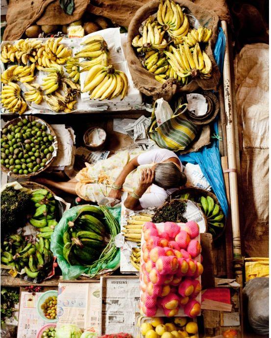 Yellow bananas, green plantains (Jen Siska)
