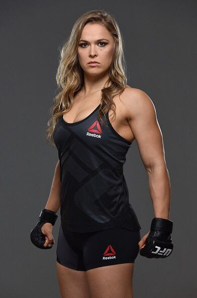 Ronda Rousey : Photo https://www.theironden.com