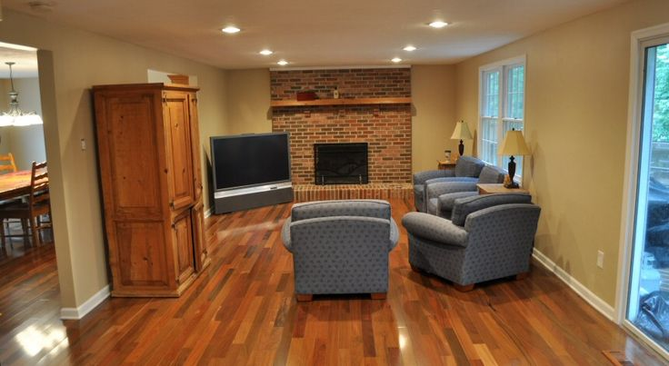 Laying your hardwood floors