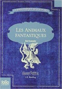 Céline Online - les animaux fantastiques_JK rowling