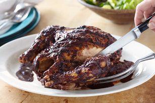Ancho BBQ Chicken #kraftrecipes