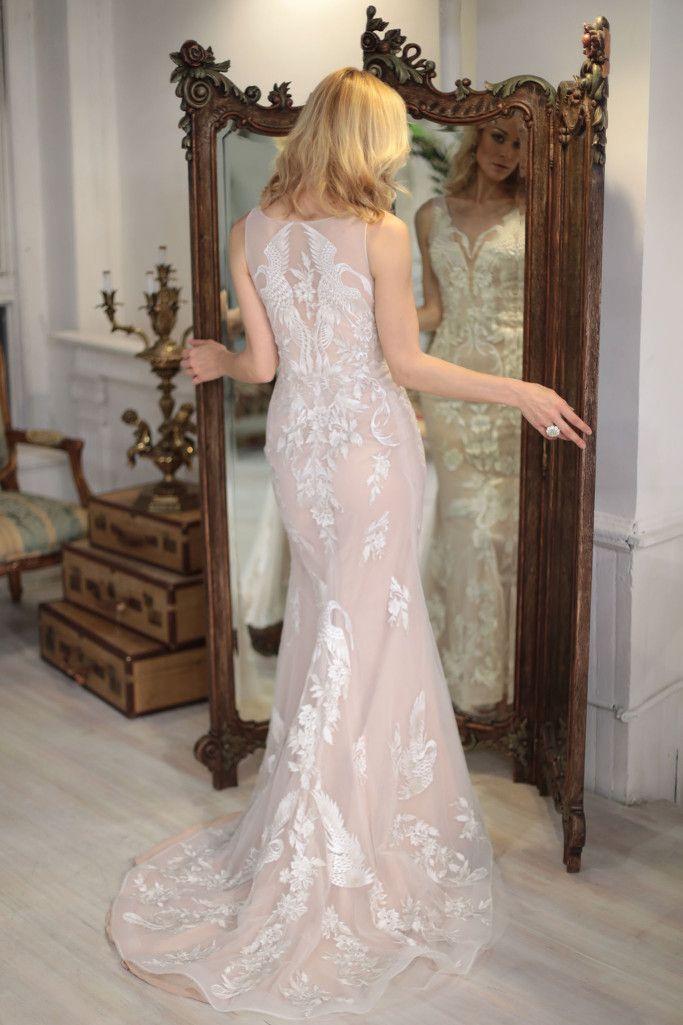 Sarah Jassir Fall 2018 wedding Dresses