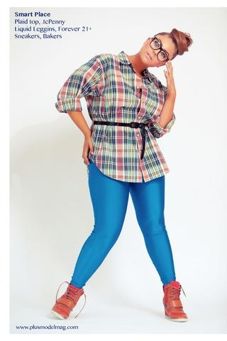 how to become a junior plus size model