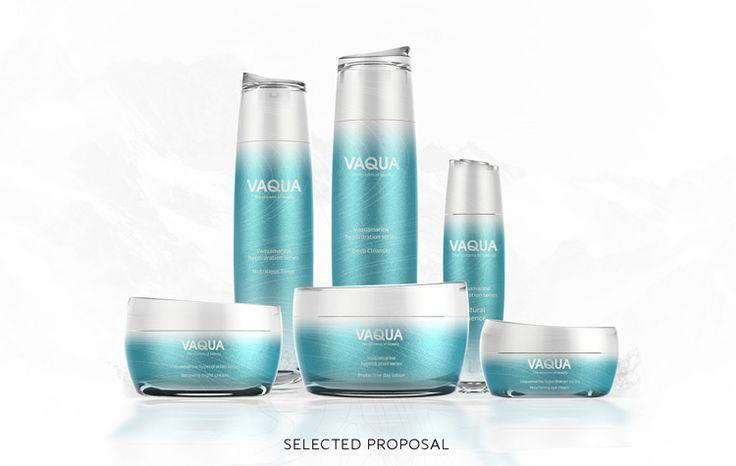 Vaqua - new brand image