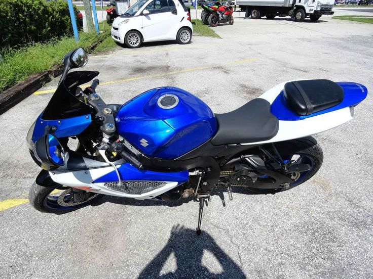 Used 2006 Suzuki GSX-R600 Motorcycles For Sale in Florida,FL. 2006 SUZUKI GSX-R600, 2006 Suzuki GSX-R 600, Blue and White, Must See, Excellent Condition, 75 motorcycles to choose from. Special motorcycle financing is available even with a low credit score, Visit Prime Motorcycles at 1045 North US Hwy.17-92 Longwood, Florida 32750. Hours: 9-5 Tues. thru Sat. After hours appointments are also accepted, Please call Chad at 321-203-4538 (anytime including weekends) for additional financing…