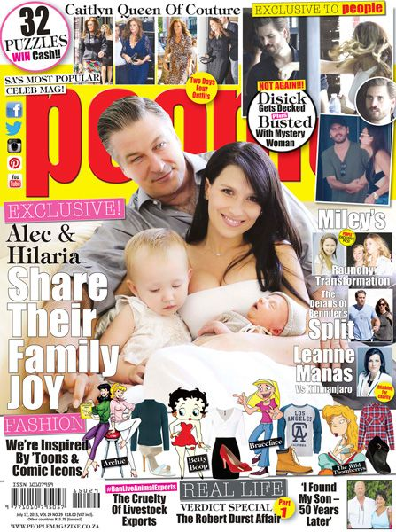 #AlecBaldwin & his wife #Hilaria share their #family joy -> http://buzz.mw/b69mn_l.