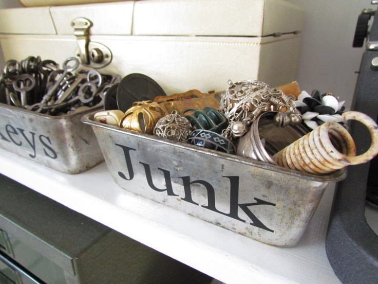 56 Best Images About Old Cookware Crafts On Pinterest