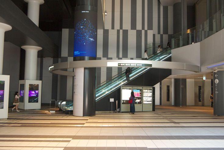 初夏の渋谷駅:東口周辺と渋谷ヒカリエ「アーバン・コア」の散策 PART2 - 緑には、東京しかない