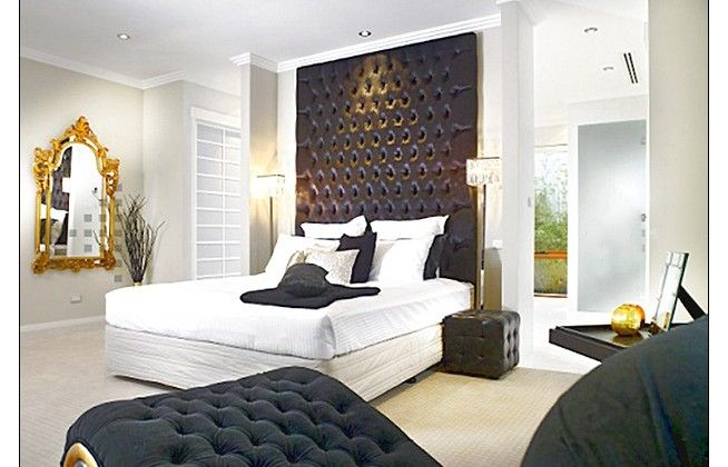 Stunning Retro Black N White Contemporary Furniture Design